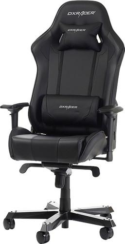 DXRacer KING Gaming Chair Black Main Image