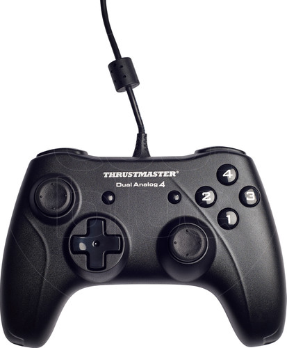 Thrustmaster Dual Analog 4 PC Controller Main Image