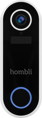 Hombli Smart Doorbell 2 White Main Image