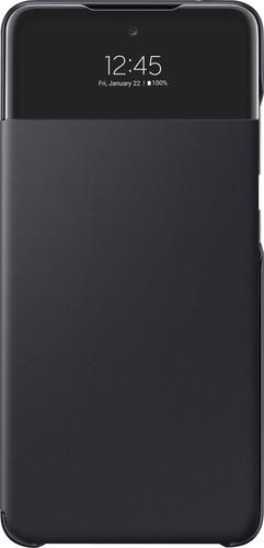 Samsung Galaxy A52 Smart S View Book Case Zwart Main Image