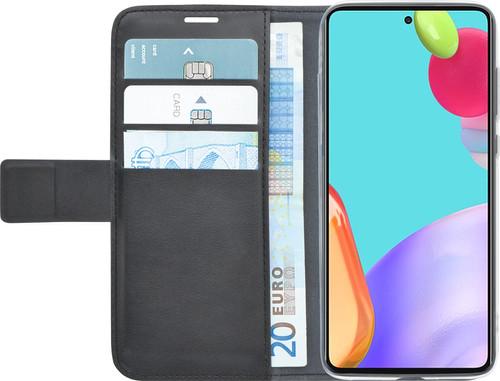 Azuri Wallet Samsung Galaxy A52 Book Case Zwart Main Image