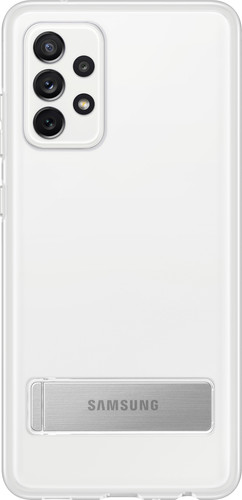 Samsung A72 Clear Standing Cover Main Image