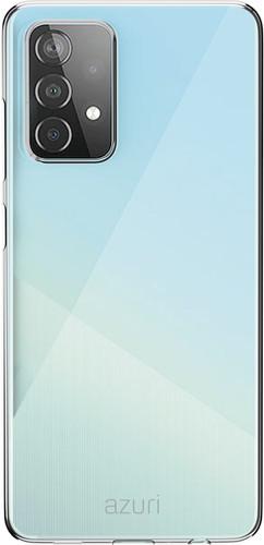 Azuri TPU Samsung Galaxy A52 Back Cover Transparant Main Image
