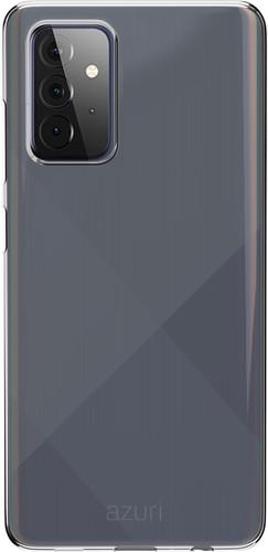 Azuri TPU Samsung Galaxy A72 Back Cover Transparant Main Image