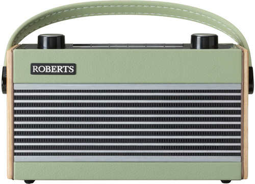 Roberts Rambler BT Green Main Image