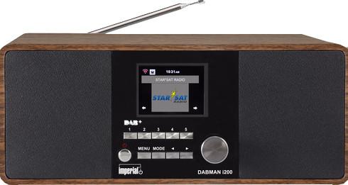 Imperial Dabman i200 Brown Main Image