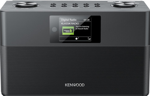Kenwood CR-ST80DAB-B Main Image