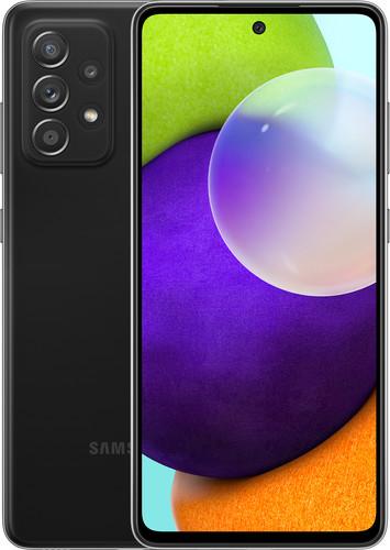 Samsung Galaxy A52 128GB Black 4G Main Image