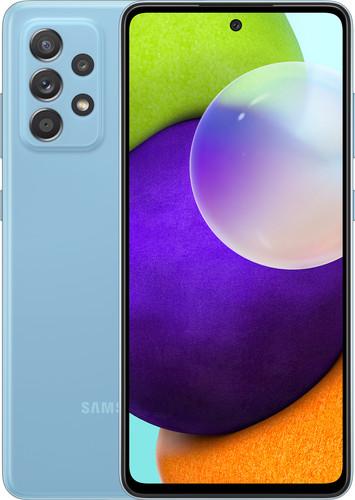 Samsung Galaxy A52 128GB Blauw 4G Main Image