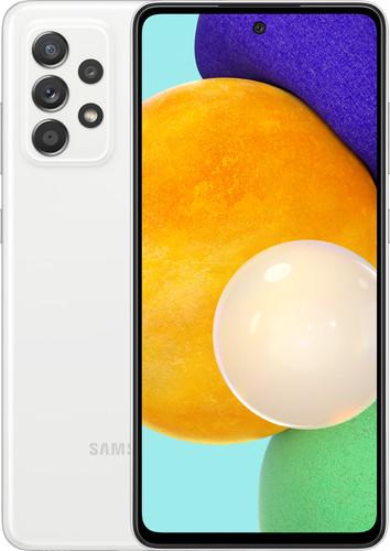 Samsung Galaxy A52 128GB White 5G Main Image
