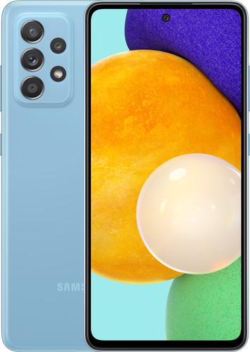 Samsung Galaxy A52 128GB Blue 5G Main Image