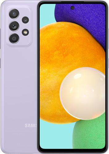 Samsung Galaxy A52 128GB Purple 5G Main Image