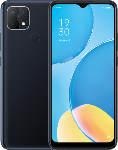 OPPO A15 32GB Black Main Image