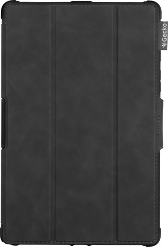 Gecko Rugged Apple iPad (2020)/(2019) Book Case Zwart Main Image