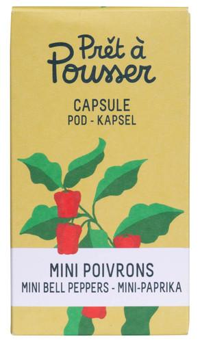 Pret a Pousser Indoor Garden Navulling Mini Bell Peppers Main Image