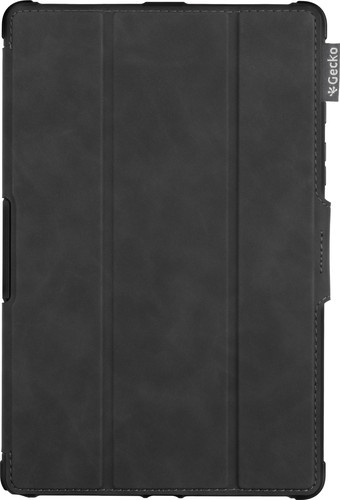 Gecko Rugged Samsung Galaxy Tab A7 (2020) Book Case Zwart Main Image