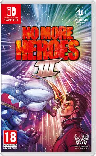 No More Heroes III Main Image