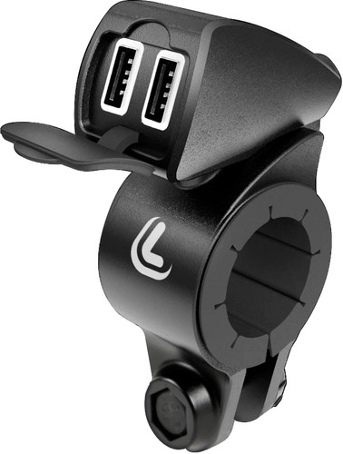 Lampa USB Fix Trek Universal Charger Motorcycle with 2 USB-A Charging Ports Main Image