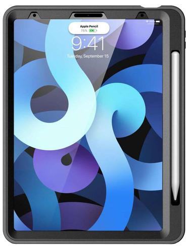 Just in Case Heavy Duty Apple iPad Air (2020) Full Body Case Zwart Main Image
