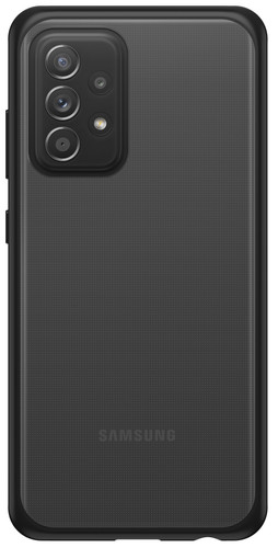 Otterbox React Samsung Galaxy A52 Back Cover Transparant met Zwarte Rand Main Image