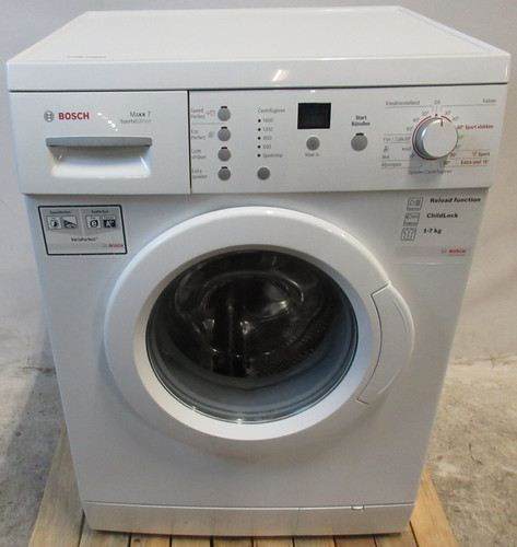 Bosch WAE2837SNL Refurbished Main Image