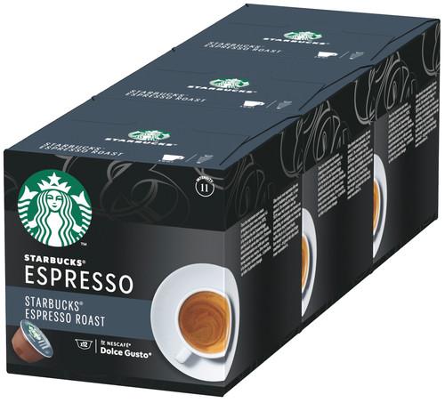 Starbucks Dolce Gusto Espresso Roast 3 pack Main Image