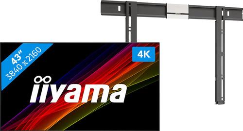 iiyama ProLite LE4340UHS-B1 + Vogel's Thin 505 Main Image