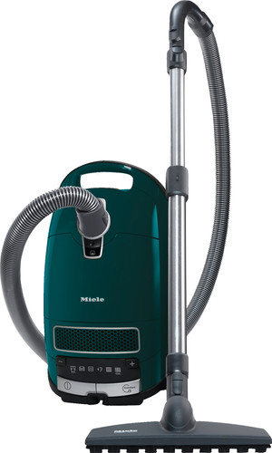 Miele Complete C3 Select Parquet Petrol Main Image