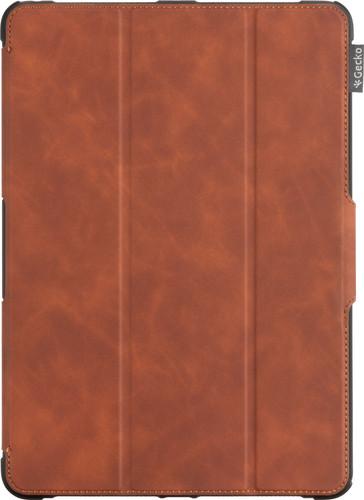 Gecko Rugged Apple iPad (2020)/(2019) Book Case Bruin Main Image