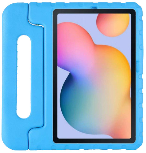 Just in Case Samsung Galaxy Tab S6 Lite Kids Cover Blauw Main Image