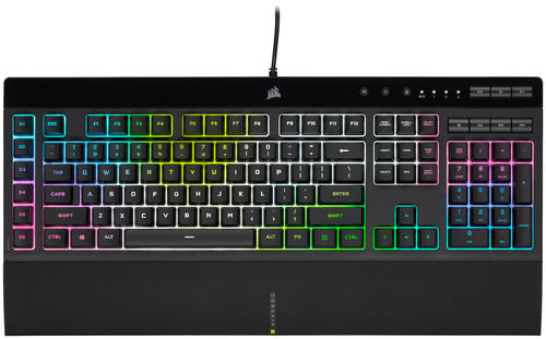 Corsair K55 RGB Pro XT Gaming Toetsenbord Main Image