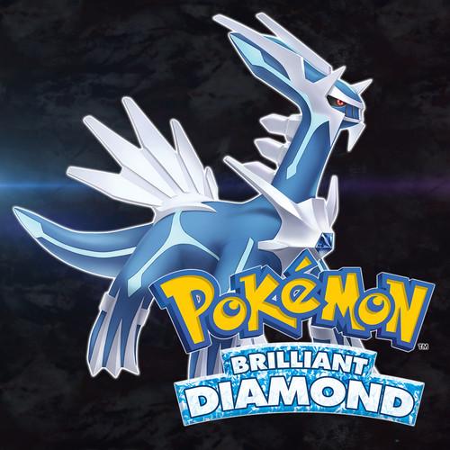 Pokemon Brilliant Diamond Main Image