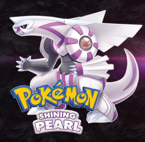 Pokemon Shining Pearl Main Image