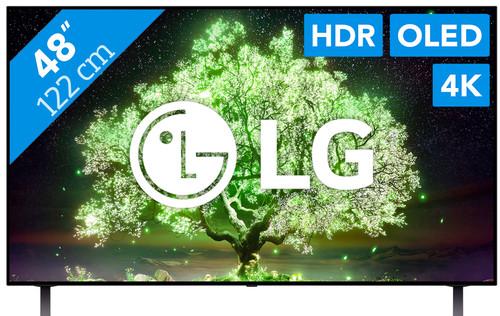 LG OLED48A16LA (2021) Main Image