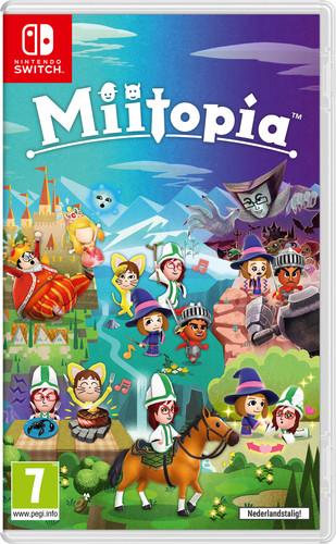 Miitopia Main Image