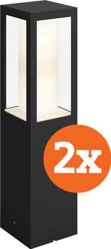 Philips Hue Impress Pedestal Lamp Duo Pack Main Image