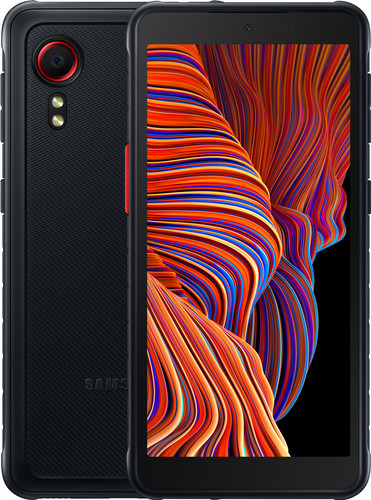 Samsung Galaxy Xcover 5 64GB Black Main Image
