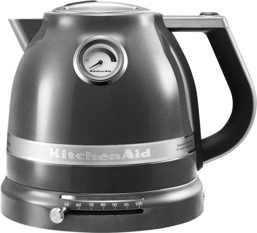 KitchenAid Artisan Waterkoker Tingrijs Main Image