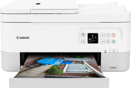 Canon PIXMA TS7451 White Main Image