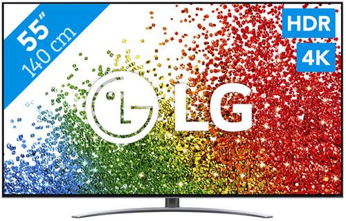 LG 55NANO886PB (2021) Main Image