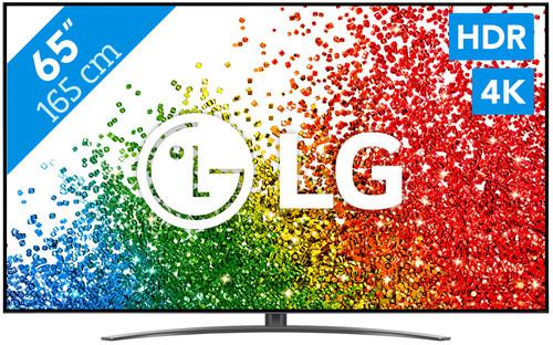 LG 65NANO886PB (2021) Main Image