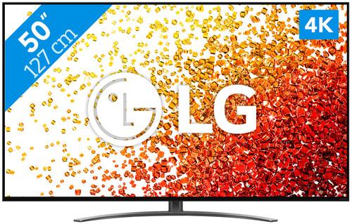 LG 50NANO816PA (2021) Main Image
