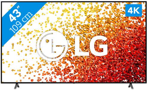 LG 43NANO756PA (2021) Main Image