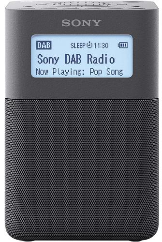 Sony XDR-V20D Black Main Image