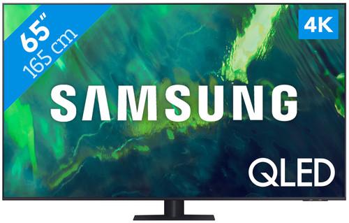 Samsung QLED 65Q74A (2021) Main Image