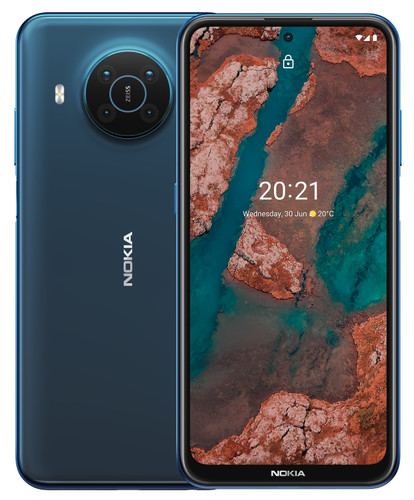 Nokia X20 128GB Blauw Main Image