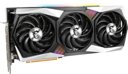 MSI Radeon RX 6800 GAMING X TRIO 16G Main Image