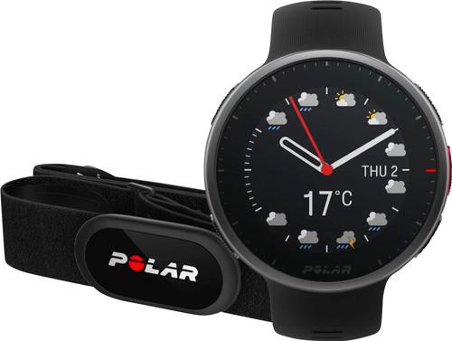Polar Vantage V2 Black M/L + Polar H10 Heart Rate Monitor Chest Strap Black M-XXL Main Image