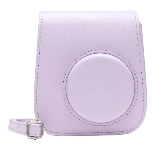 Fujifilm Instax Mini 11 Case Lilac Purple Main Image