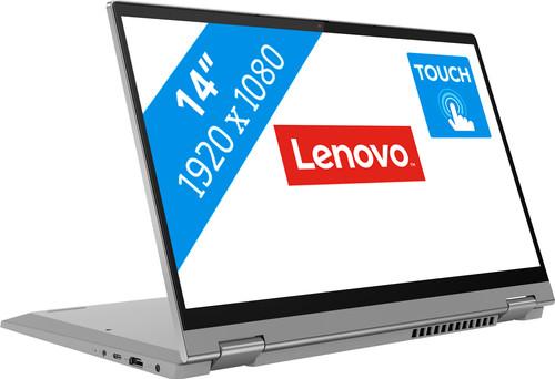 Lenovo IdeaPad Flex 5 - Laptop voor zware tekenprogramma's - 3D en 2D tekenen